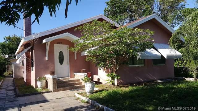 827 Briggs St, West Palm Beach, FL 33405 (#A10515972) :: Posh Properties