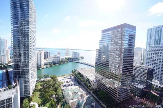 500 Brickell Ave #3300, Miami, FL 33131 (MLS #A10516646) :: Berkshire Hathaway HomeServices EWM Realty