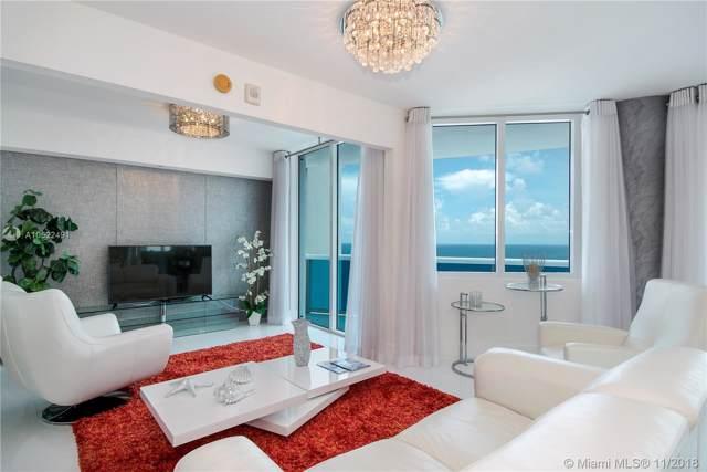 2711 S Ocean Dr #2806, Hollywood, FL 33019 (MLS #A10522491) :: Berkshire Hathaway HomeServices EWM Realty