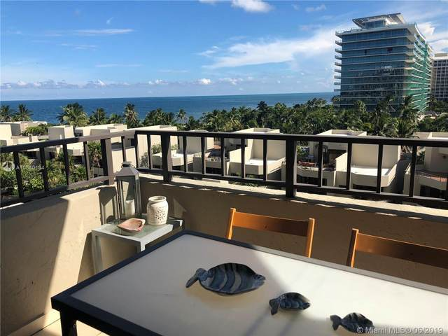 201 Crandon Blvd #629, Key Biscayne, FL 33149 (MLS #A10540134) :: Green Realty Properties