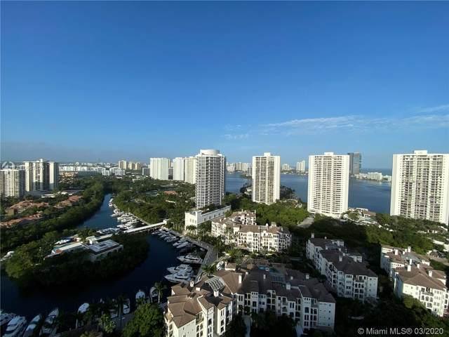 2000 Island Blvd #2805, Aventura, FL 33160 (MLS #A10567676) :: Re/Max PowerPro Realty