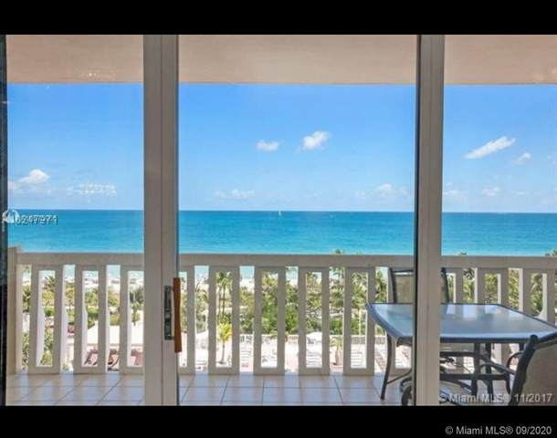 9801 Collins Ave 8Y, Bal Harbour, FL 33154 (MLS #A10575065) :: Berkshire Hathaway HomeServices EWM Realty