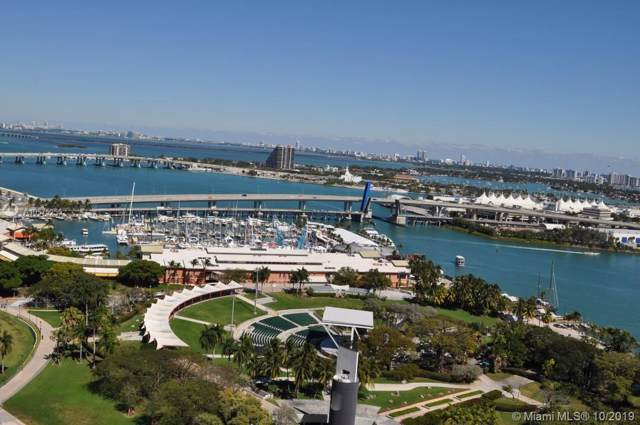 50 Biscayne Blvd #2610, Miami, FL 33132 (MLS #A10575255) :: Berkshire Hathaway HomeServices EWM Realty