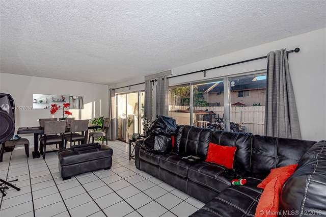 8485 SW 156th Pl #103, Miami, FL 33193 (MLS #A10576067) :: THE BANNON GROUP at RE/MAX CONSULTANTS REALTY I