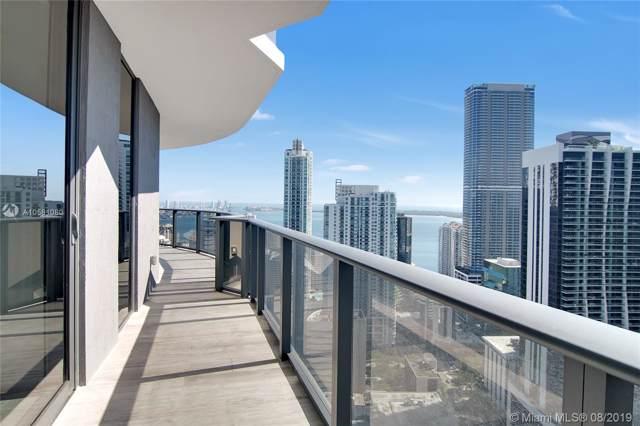 45 SW 9 Street #4003, Miami, FL 33130 (MLS #A10581080) :: ONE | Sotheby's International Realty
