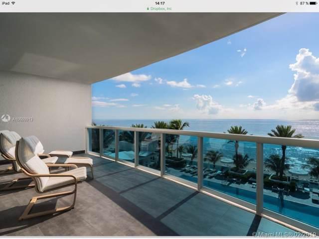 2711 S Ocean Dr #604, Hollywood, FL 33019 (MLS #A10600013) :: Berkshire Hathaway HomeServices EWM Realty