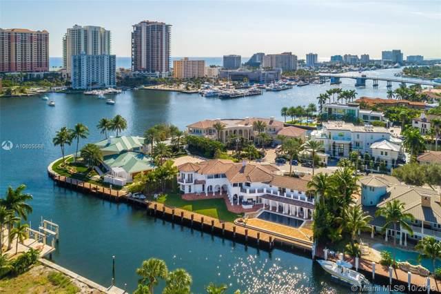 3 Pelican Dr, Fort Lauderdale, FL 33301 (MLS #A10605568) :: Green Realty Properties