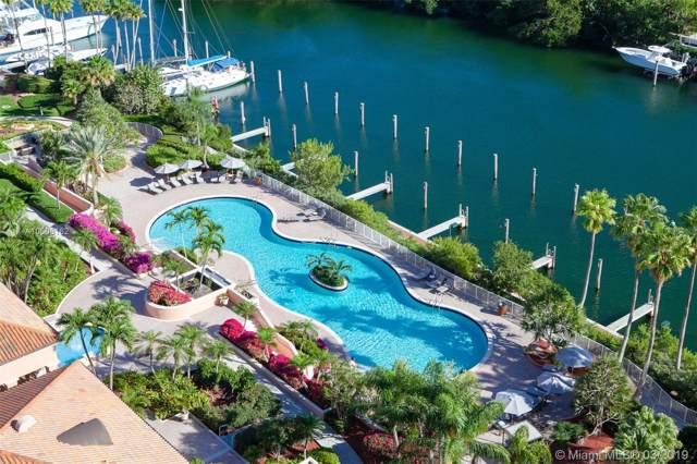 60 Edgewater Dr Ph3d, Coral Gables, FL 33133 (MLS #A10608162) :: Berkshire Hathaway HomeServices EWM Realty