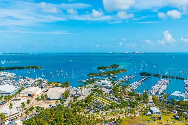 2821 S Bayshore Dr Phc, Miami, FL 33133 (MLS #A10608164) :: Prestige Realty Group