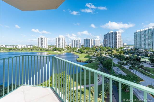 20000 E Country Club Dr #1016, Aventura, FL 33180 (MLS #A10611749) :: Castelli Real Estate Services