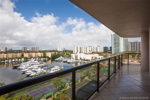 19667 Turnberry Way 10-E, Aventura, FL 33180 (MLS #A10613853) :: The Riley Smith Group