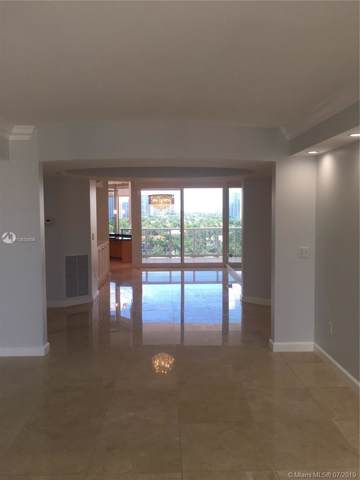 19333 Collins Ave #1109, Sunny Isles Beach, FL 33160 (MLS #A10620606) :: Re/Max PowerPro Realty