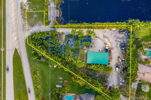 4800 SW 201st Ter, Southwest Ranches, FL 33332 (MLS #A10625289) :: The Teri Arbogast Team at Keller Williams Partners SW