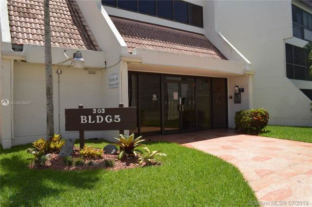 303 Racquet Club Rd #113, Weston, FL 33326 (MLS #A10628807) :: The Teri Arbogast Team at Keller Williams Partners SW
