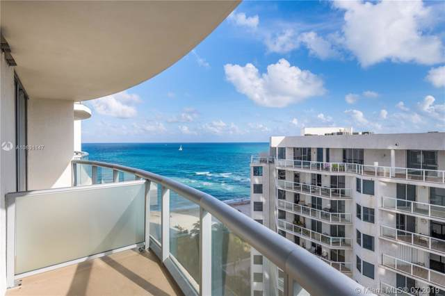 17315 Collins Ave #1104, Sunny Isles Beach, FL 33160 (MLS #A10631147) :: The Jack Coden Group
