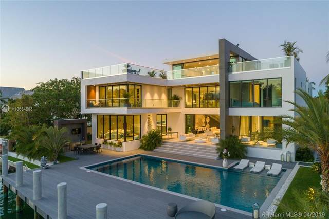 880 Harbor Drive, Key Biscayne, FL 33149 (MLS #A10634593) :: The Riley Smith Group
