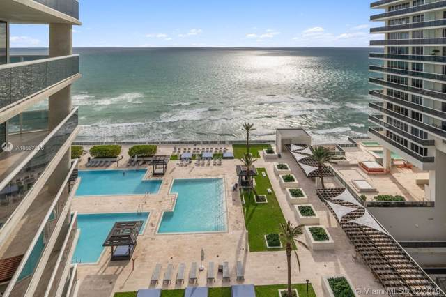 1800 S Ocean Dr #1705, Hallandale, FL 33009 (MLS #A10637826) :: The Rose Harris Group