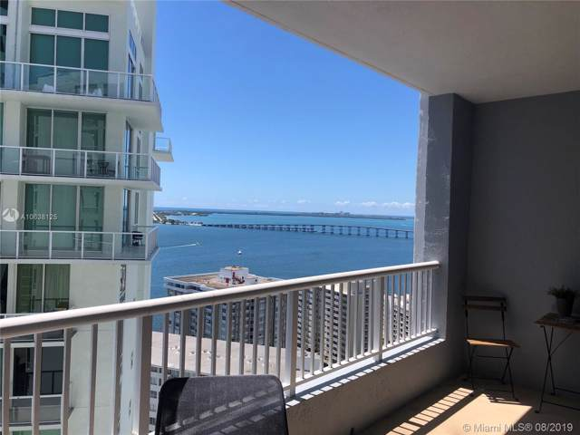 170 SE 14th St #2703, Miami, FL 33131 (MLS #A10638125) :: Green Realty Properties