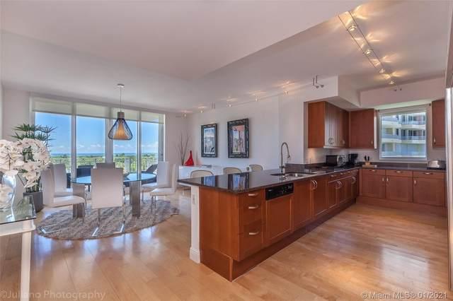 799 Crandon Blvd #608, Key Biscayne, FL 33149 (MLS #A10638646) :: Berkshire Hathaway HomeServices EWM Realty