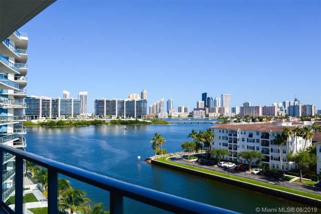 3250 NE 188 St #604, Aventura, FL 33180 (MLS #A10642721) :: Green Realty Properties