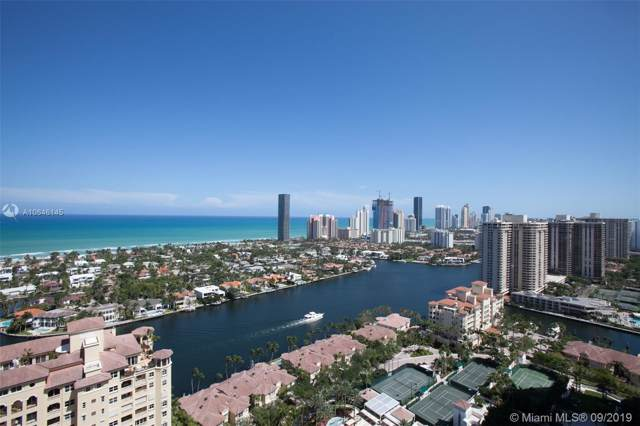 20155 NE 38 CT #1401, Aventura, FL 33180 (MLS #A10646145) :: Berkshire Hathaway HomeServices EWM Realty
