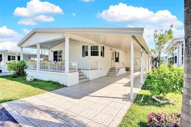 126 Marine Dr, Pembroke Park, FL 33009 (MLS #A10648892) :: Berkshire Hathaway HomeServices EWM Realty