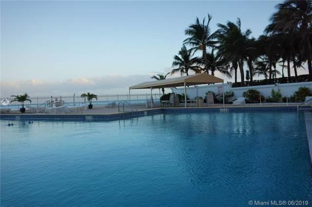 3505 S Ocean Dr #205, Hollywood, FL 33019 (MLS #A10654247) :: Green Realty Properties