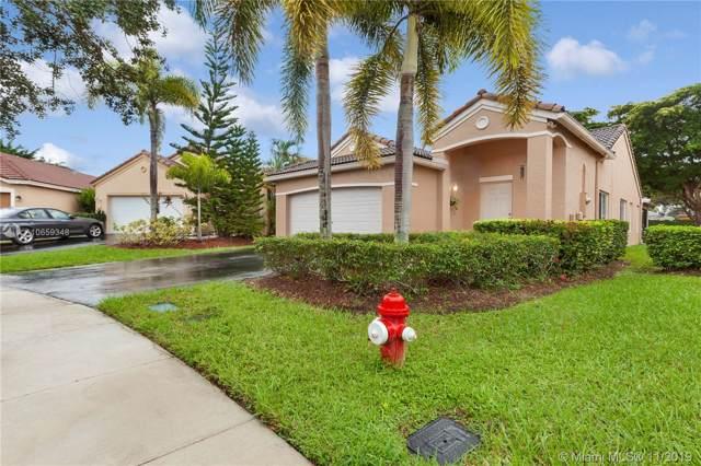 1139 Alexander Bnd, Weston, FL 33327 (MLS #A10659348) :: Green Realty Properties