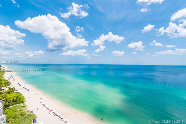 16001 Collins Ave #3404, Sunny Isles Beach, FL 33160 (MLS #A10674628) :: Green Realty Properties
