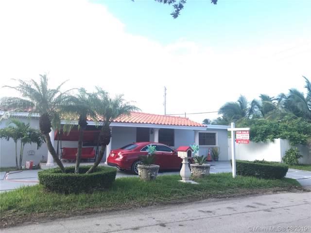 6401 SW 33rd St, Miami, FL 33155 (MLS #A10678540) :: Berkshire Hathaway HomeServices EWM Realty