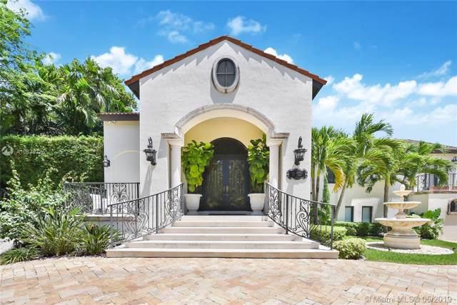 7133 W Lago Dr, Coral Gables, FL 33143 (MLS #A10679725) :: Prestige Realty Group