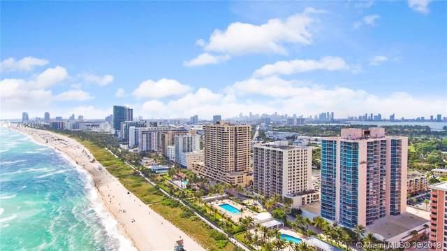 2655 Collins Ave #1706, Miami Beach, FL 33140 (MLS #A10680948) :: Grove Properties