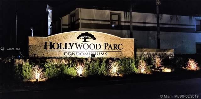 610 S Park Rd 28-1, Hollywood, FL 33021 (MLS #A10681906) :: Patty Accorto Team
