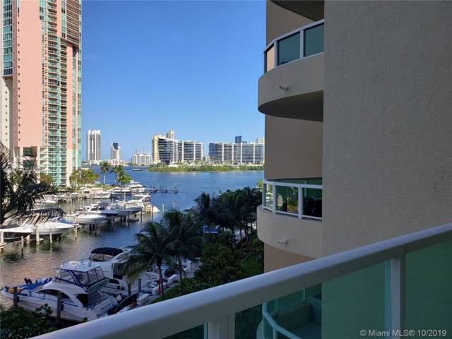 3340 NE 190th St #503, Aventura, FL 33180 (MLS #A10685668) :: Green Realty Properties