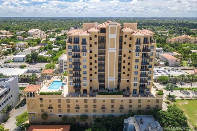1607 Ponce De Leon Blvd 7C, Coral Gables, FL 33134 (MLS #A10690828) :: Re/Max PowerPro Realty