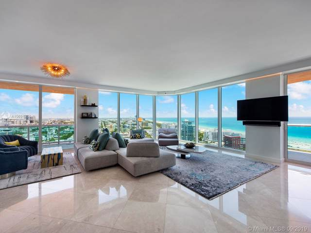 300 S Pointe Dr #2405, Miami Beach, FL 33139 (MLS #A10691288) :: Green Realty Properties