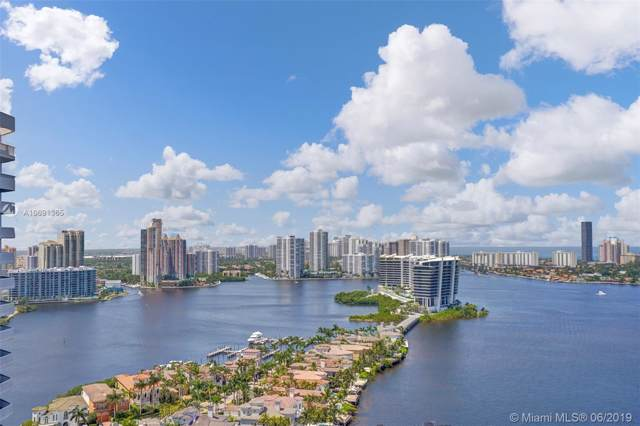 2800 Island Blvd #2803, Aventura, FL 33160 (MLS #A10691365) :: Grove Properties
