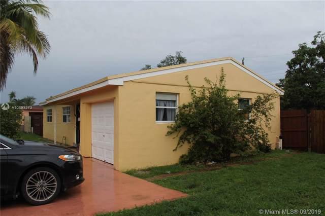 6526 SW 28th St, Miramar, FL 33023 (MLS #A10693273) :: The Teri Arbogast Team at Keller Williams Partners SW