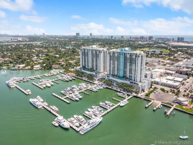 1800 Sunset Harbour Dr #1501, Miami Beach, FL 33139 (MLS #A10693733) :: Carole Smith Real Estate Team