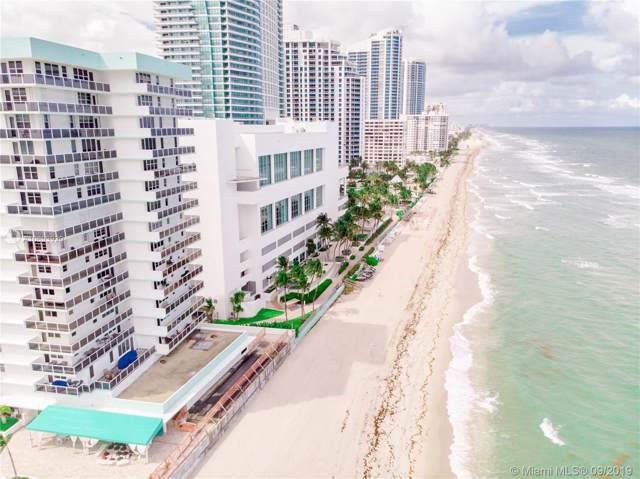3725 S Ocean Dr #715, Hollywood, FL 33019 (MLS #A10693920) :: Green Realty Properties