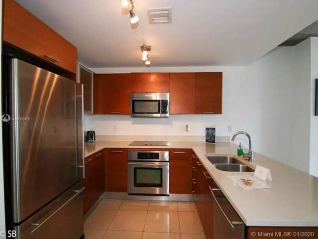 3250 NE 1st Ave #818, Miami, FL 33137 (MLS #A10699431) :: The Jack Coden Group