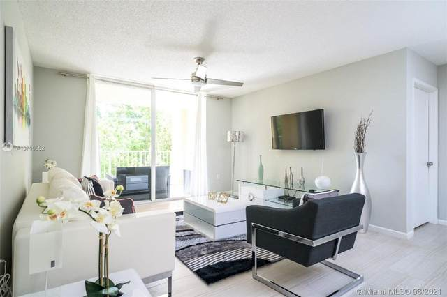 19877 E Country Club Dr 3-206, Aventura, FL 33180 (MLS #A10700552) :: Green Realty Properties