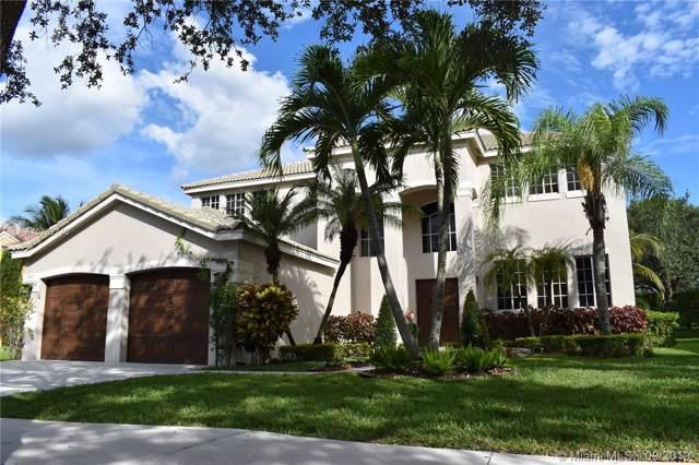 813 Crestview Cir, Weston, FL 33327 (MLS #A10702740) :: Laurie Finkelstein Reader Team