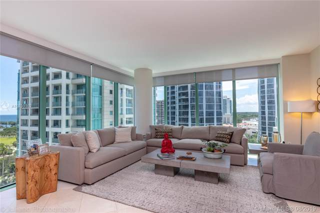 3350 SW 27 AV #1102, Coconut Grove, FL 33133 (MLS #A10703302) :: Castelli Real Estate Services