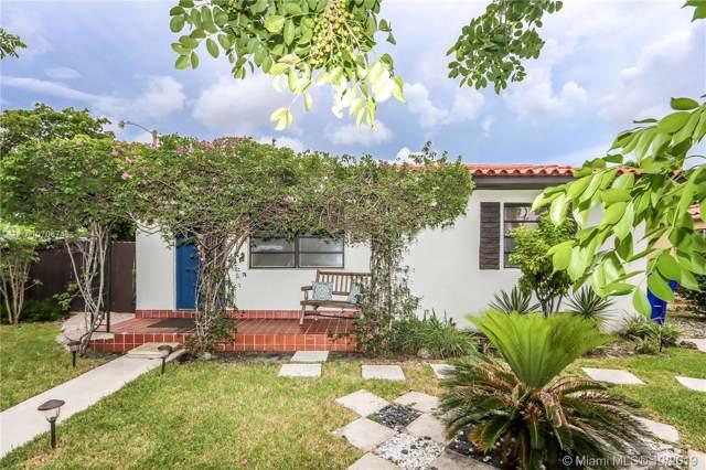 1431 NW 36th Ave, Miami, FL 33125 (MLS #A10706748) :: Albert Garcia Team