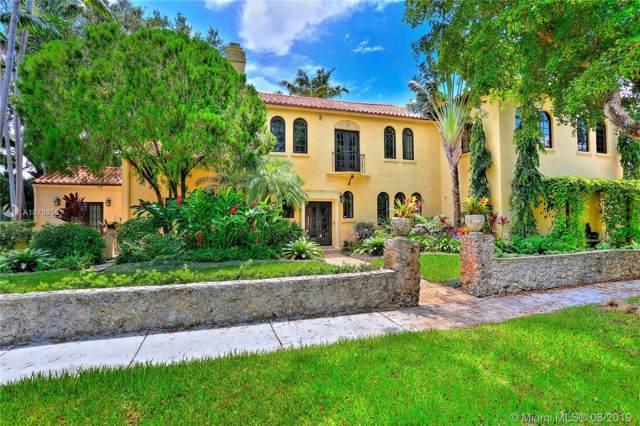 1674 Nocatee Dr, Miami, FL 33133 (MLS #A10708551) :: Berkshire Hathaway HomeServices EWM Realty