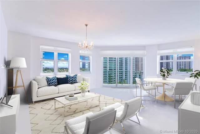 20000 E Country Club Dr #911, Aventura, FL 33180 (MLS #A10708907) :: Berkshire Hathaway HomeServices EWM Realty