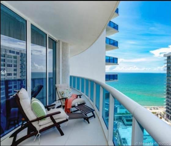 2711 S Ocean Dr #1206, Hollywood, FL 33019 (MLS #A10708914) :: Patty Accorto Team