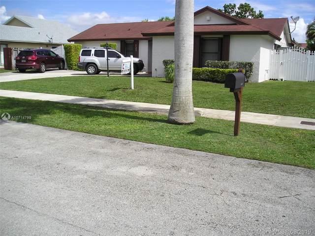 11231 SW 156th St, Miami, FL 33157 (MLS #A10714799) :: Green Realty Properties