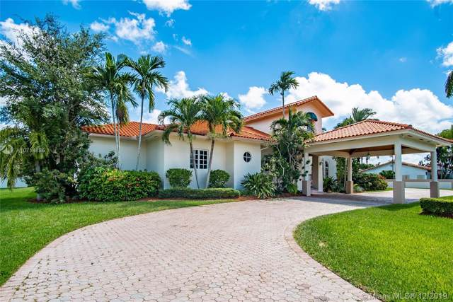 9700 SW 66th St, Miami, FL 33173 (MLS #A10714885) :: Grove Properties
